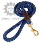 Cord Nylon Training Long Dog Lead for Pitbull