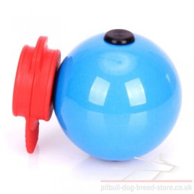 Top-Matic Soft Ball with MAXI Power-Clip for Staffy