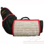 Attack Dog Training Sleeve with Jute Cover for Staffy, Pitbull