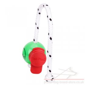 Magnet Ball for Dog Training Top-Matic Mini with MAXI Power-Clip
