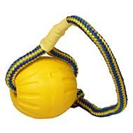 Fetch Dog Ball Thrower on Rope, Fantastic Toy of Foam for Staffy