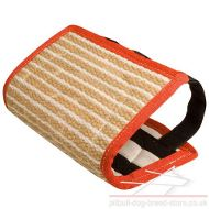 Jute Cover for Attack Dog Training Sleeve, Bite Protection