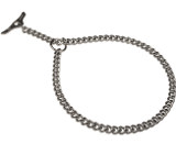 Dog Chain Collar with Toggle