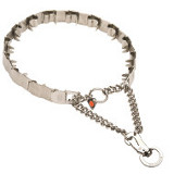 Dog Pinch Collar Stainless Steel