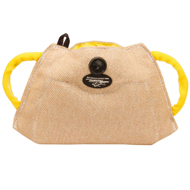 Puppy Development Biting Pillow with Handles