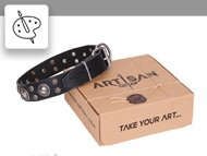 "Designer Dog Collars ""Artisan"""