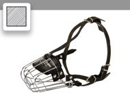 Pitbull Muzzle UK Wire