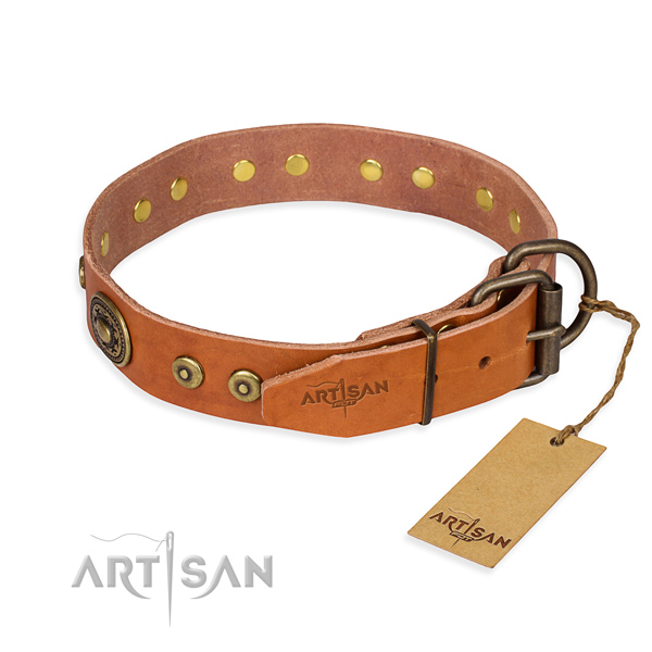 1.5 inch Wide Dog Collars