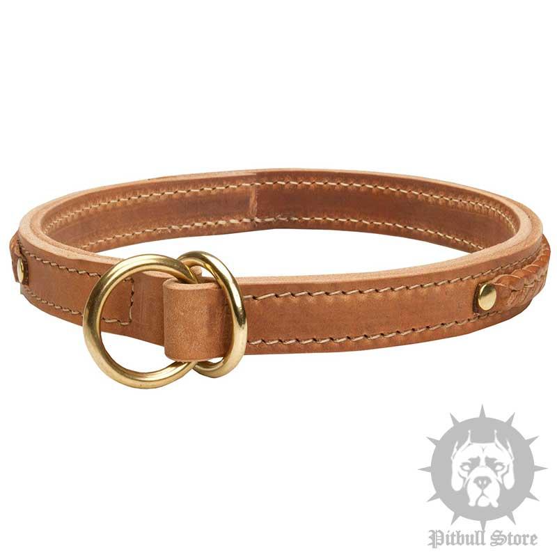 Braided Dog Collars Uk