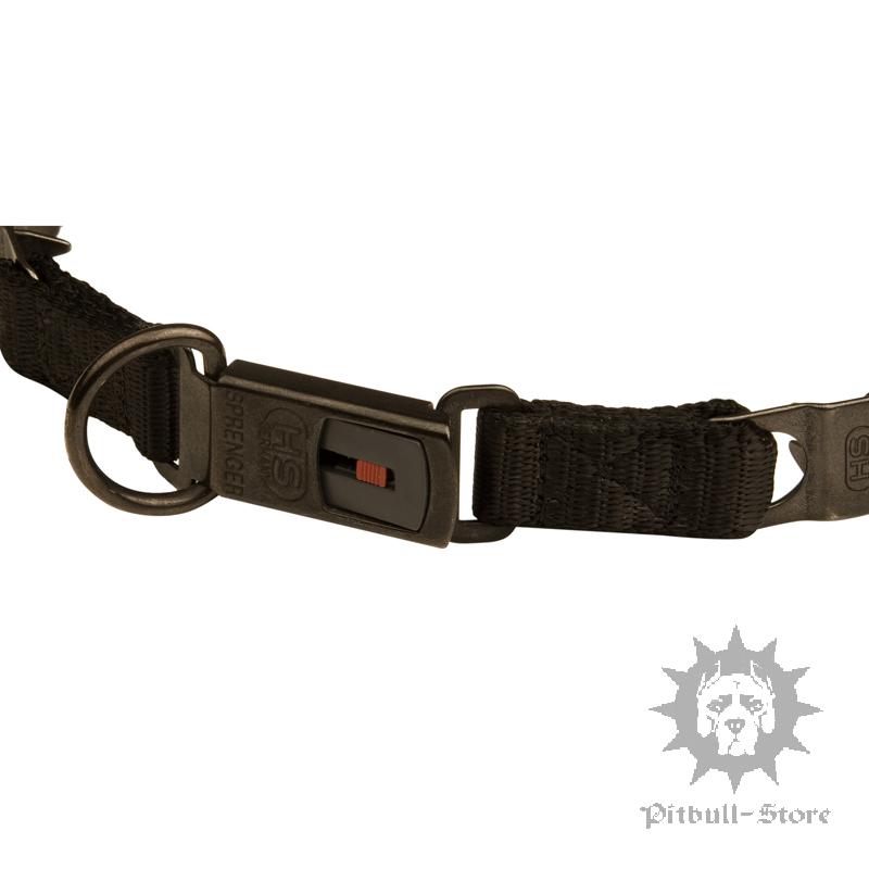 sprenger prong collar instructions