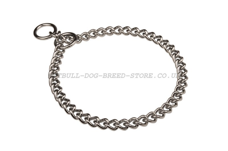 Chain Dog Collars For Pitbull Uk 163 21 40