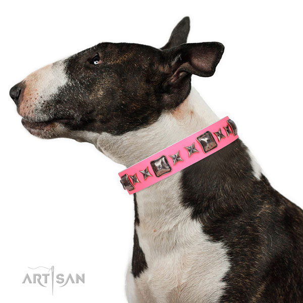 Lady Dog Collar