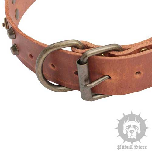 Antique Dog Collar