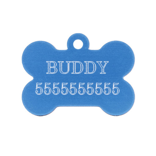 Staffy ID Tags