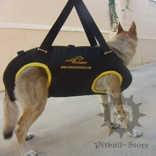 Dog Tactical Insertion Harness