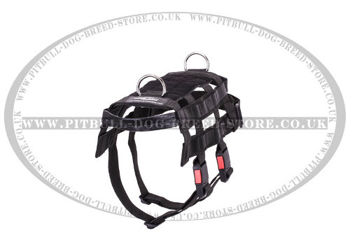 Military Police Dog Harness