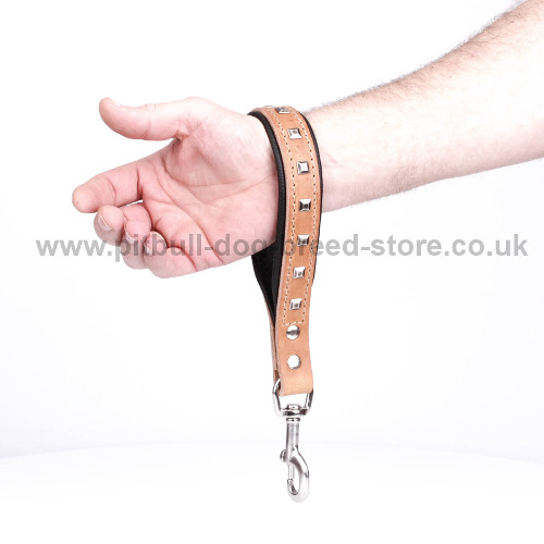 Pull Tab Leash
