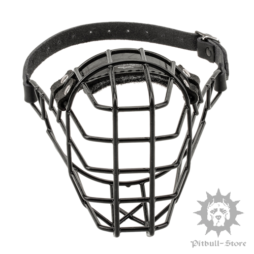Basket Dog Muzzle