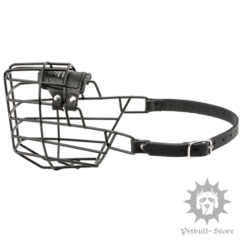 Wire Dog Muzzle UK