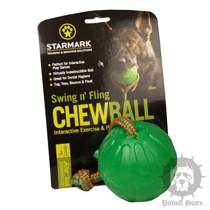 Dog Toys For My Staffy