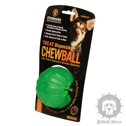 Treat Dispensing Chew Ball