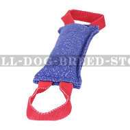 Dog Training Bite Tug French Linen Medium-Hard for Staffy