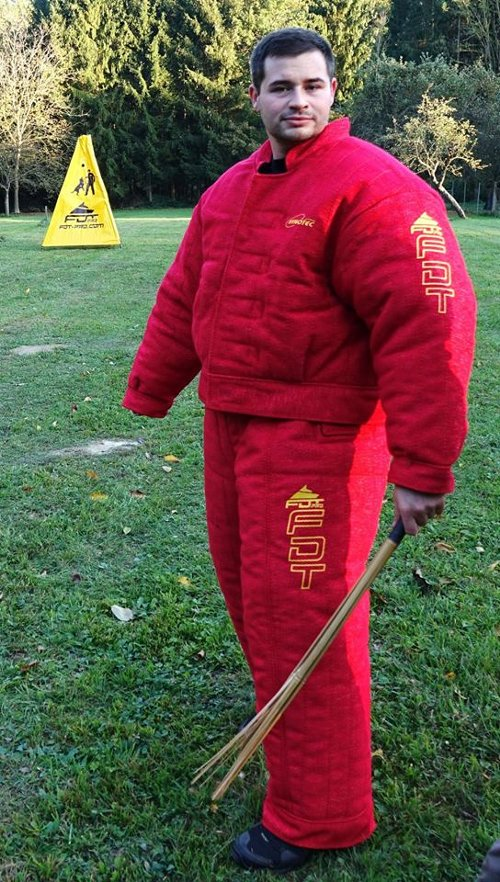 Dog Attack Training Suit