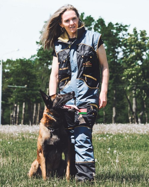 Protective Suit for Dog Training