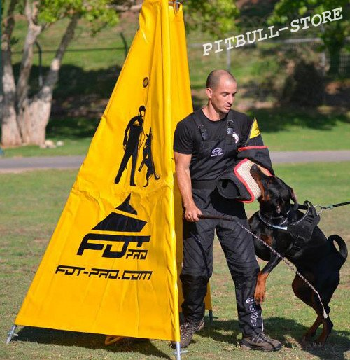 IGP Blind for Working Dog Training