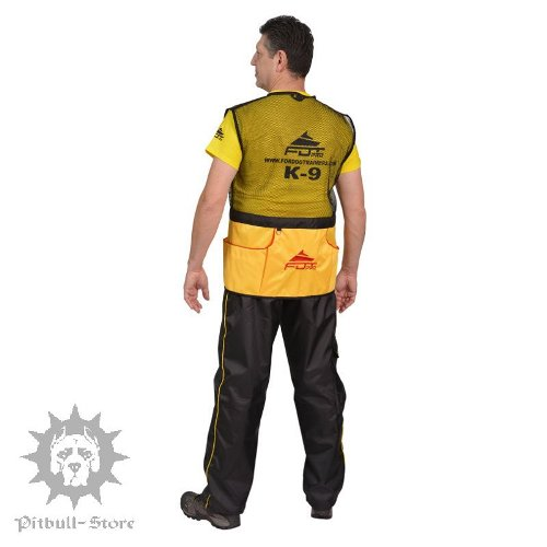Training Vest for Dog Handlers