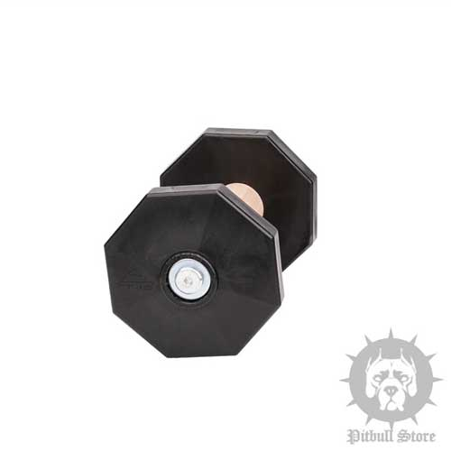 Wooden Dumbbells