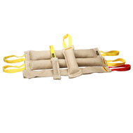 Effective & Advantageous Jute Bite Tugs Set
