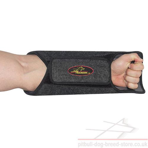 Arm Protection Sleeve for Amstaff Training, Bite Protector UK