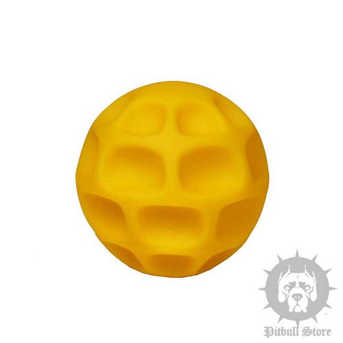 Dog Treat Ball Dispenser of Tetraflex, Staffy Toy, Starmark