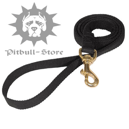 Police Nylon Dog Leash for Any Weather