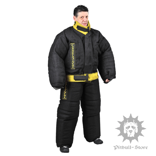 Extremely Bite Resistant Attack Dog Training Suit