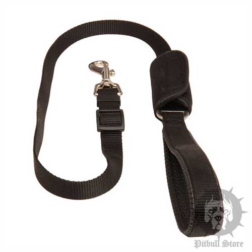 Dog Car Seat Belt and Lead for Your Staffy