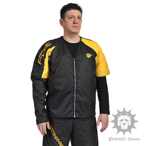 Dog Trainer Jacket - Your Protection Against Dirt & Scratches