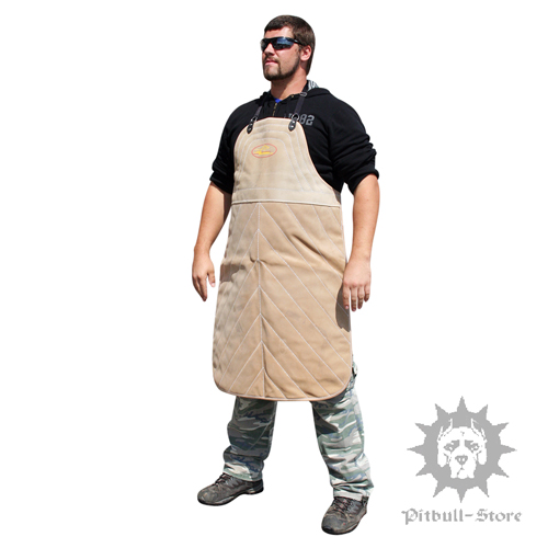 Leather Dog Training Apron - Free Moves in Hot Weather