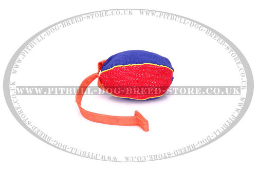 Dog Training Bite Tug of Small Size with T-Shape Handle