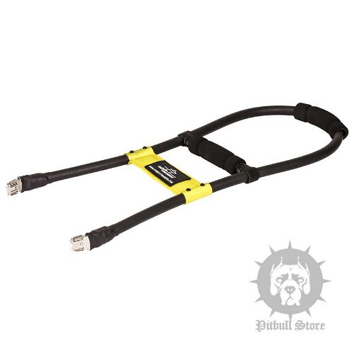Guide Dog Harness Removable Handle-Frame for Easy Control