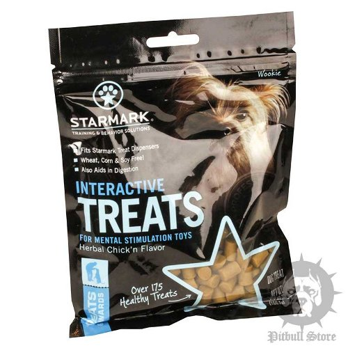 Dry Dog Food for Mental Stimulation Staffy Chew Toys
