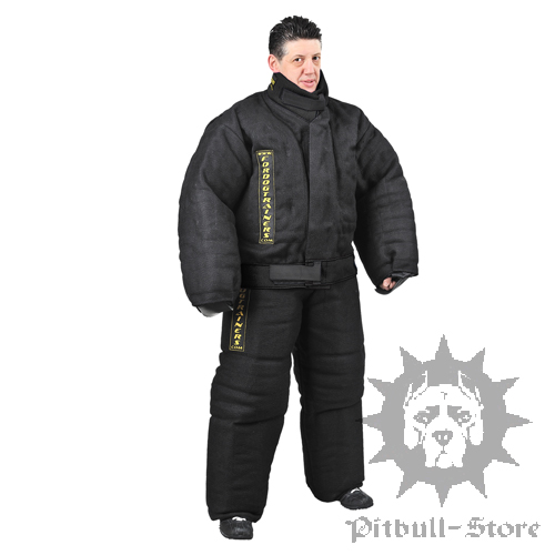 Professional Police Dog Training Suit for Experienced Handlers