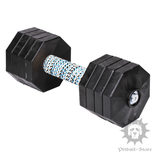 IGP Dumbbell for Professional Dog Sport Training, 4.4 lbs