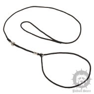 Leash and Collar for Pitbull Shows and Rings, Combo