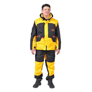 Police Dog Training Suit in Yellow/Black, Weather-proof