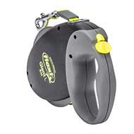 Large Dog Retractable Leash for Amstaff and Pitbull, Flexi Lead