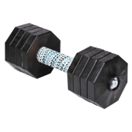 Schutzhund Dumbbell for Professional Dog Sport Training, 4.4 lbs