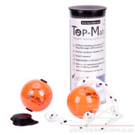 Top-Matic Profi-Set of 2 Magnet Balls and Clip to Train Staffy
